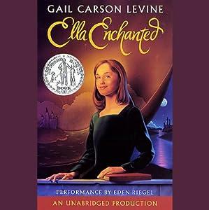Ella Enchanted | [Gail Carson Levine]