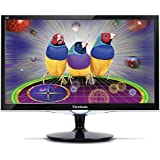 ViewSonic VX2452MH 24-Inch LED-Lit LCD Monitor, Full HD 1080p, 2ms, 50M:1 DCR, Game Mode, HDMI/DVI/VGA, VESA