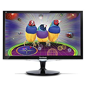 ViewSonic VX2452MH 24 inch FHD HDMI Multimedia Display with 2ms Response Time and Game Mode