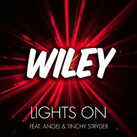 Lights On (feat. Angel & Tinchy Stryder) (Radio Mix)