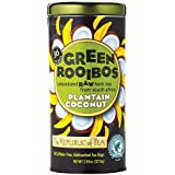 The Republic Of Tea Plantain Coconut Green Rooibos Tea, 36 Tea Bags