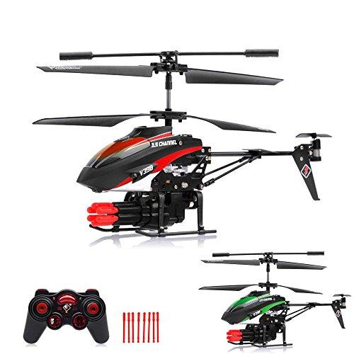35-Kanal-RC-ferngesteuerter-Modellbau-Hubschrauber-mit-Schussfunktion-und-Gyro-Technik-fr-Hobby-Flieger-Ready-to-Fly-Heli-Modell-Komplett-Set