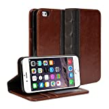 Gmyle Book Case Access for iPhone 6 - Polyurethane-Synthetic Leather