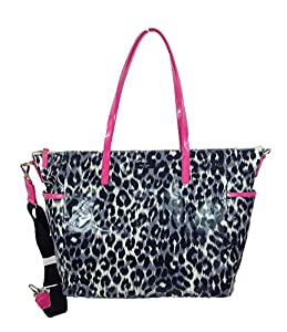 Kate Spade York Daycation Adaira Baby Bag, Leopard / Pink by Kate Spade New York