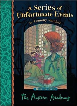 A series of unfortunate events book 1