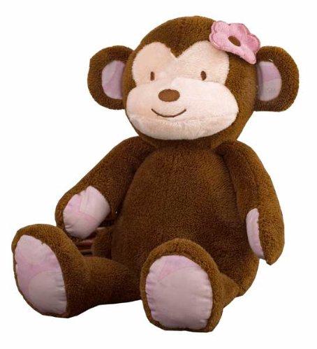 51PyQ PxZpL CoCaLo Baby Jacana Plush Monkey