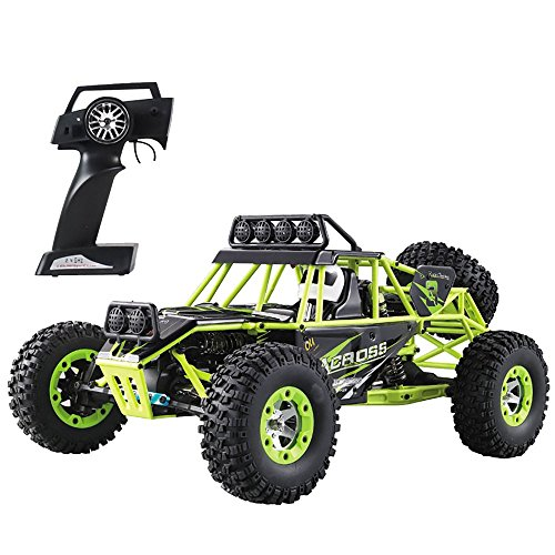 Babrit High Speed RC Cars Rock Crawlers 50KM/H Remote Control Car 1:12
