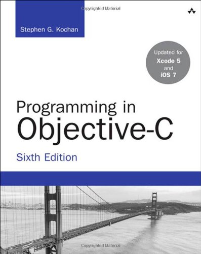51PyR5p7BOL Programming in Objective C (6th Edition) (Developers Library)