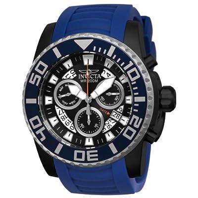 Invicta Men's 14678 Pro Diver Analog Display Swiss Quartz Blue Watch
