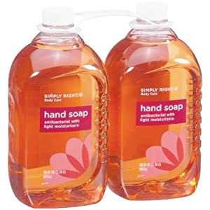 Simply Right Body Care Hand Soap Refill - Blue - 2/80 oz.