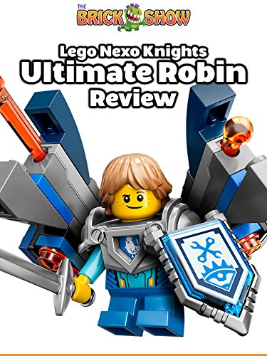 LEGO Nexo Knights Ultimate Robin Review (70333)