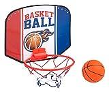 Color Baby - Canasta basket de pared con balón (37310)