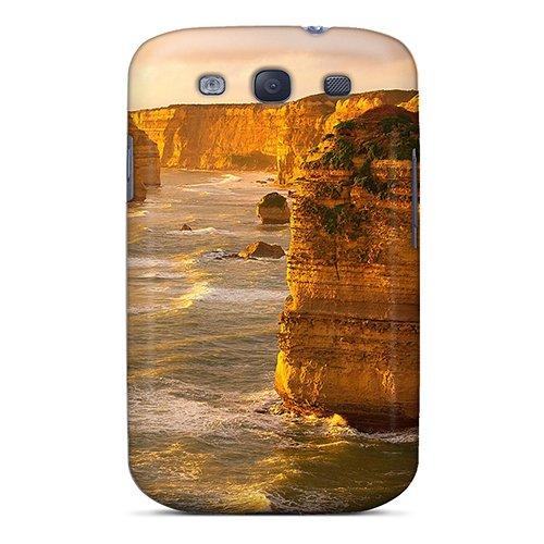 Galaxy Case - Tpu Case Protective For Galaxy S3- 12 Apostles In Victoria Australia