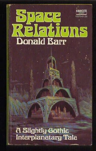 Space Relations, Donald Barr