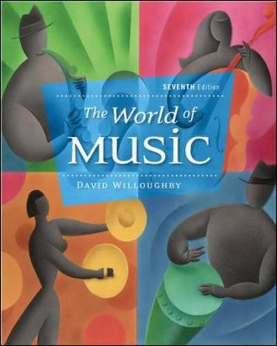 The World of Music [With 3 CDs]