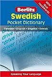 Berlitz Swedish Pocket Dictionary: Swedish - English, Engelsk - Svensk (Berlitz Pocket Dictionary)