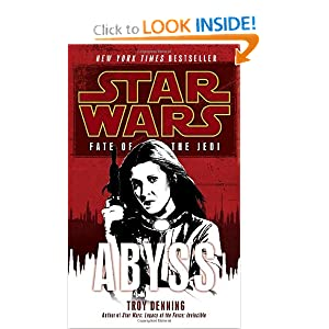 Abyss (Star Wars: Fate of the Jedi, Book 3) by Troy Denning