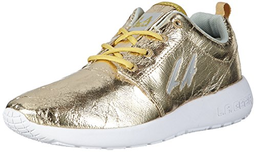 la-gear-womens-sunrise-low-top-sneakers-gold-size-4-uk