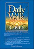 The Daily Walk Bible NIV (0842322310) by Tyndale House Publishers