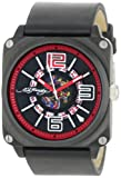 Christian Audigier Watches:Ed Hardy Men's SK-RD Slick Red Watch