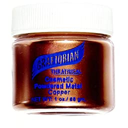 Cosmetic Powdered Metals (Copper)