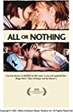All Or Nothing (2002) (Ws Dol) [VHS] [Import]