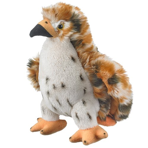Red-tailed Hawk Plush Toy By Widlife Artists