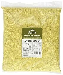 Suma - Organic Millet - 3Kg