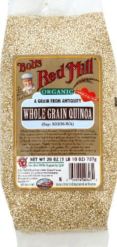 Bobs-Red-Mill-Grain-Quinoa-Organic-260-OZ-Pack-of-2-by-Bobs-Red-Mill