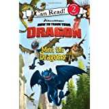 "How to Train Your Dragon: Meet the Dragons (I Can Read Book 2)von ""Cathy Hapka"""