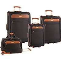 Tommy Bahama 2430P01 Retreat II 4-Piece Luggage Set (Brown)