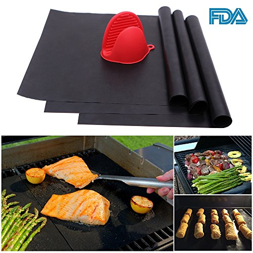 golden-v-bbq-grill-mat-set-of-3-16-x-13-nonstick-reusable-grilling-accessories-easy-to-clean-bonus-1