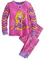 Disney Girl's Rapunzel Pajama Set (4)