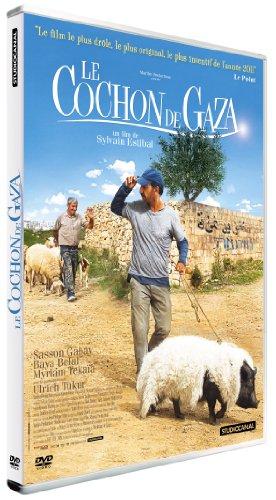 le-cochon-de-gaza-francia-dvd