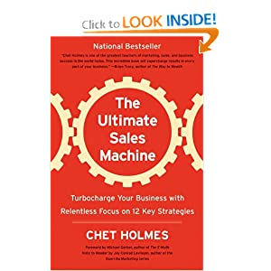 Turbocharge Your Business with Relentless Focus on 12 Key Strategies by Chet Holmes