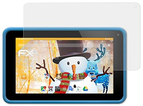 2-x-atfolix-pellicola-protettiva-lenco-smurftab-74-protezione-pellicola-dello-schermo-fx-antireflex-