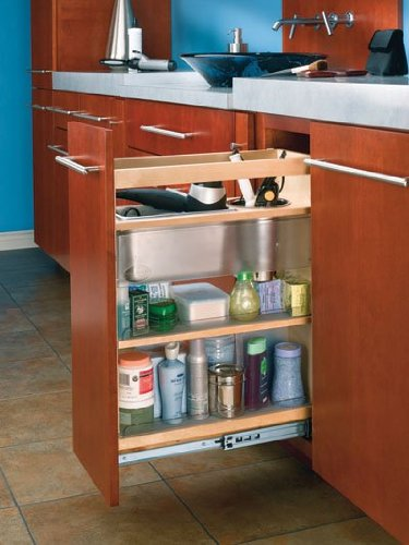 Rev-A-Shelf RS445.VCG25.8 25.5 in. H Grooming Organizer