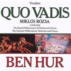 Rzsa: Quo Vadis; Ben Hur
