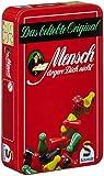 Schmidt Spiele 51204 Mensch ärgere Dich nicht in Metalldose (Mitbringspiel)