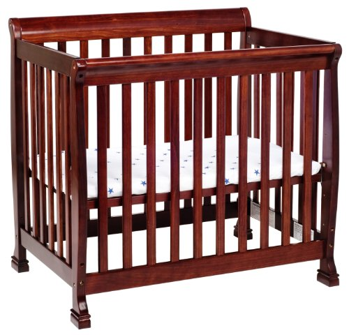 Cherry Wood Cribs front-9973