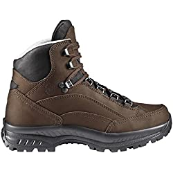 Hanwag H22476 Womens Alta Bunion Boot, Brown/Erde - 5