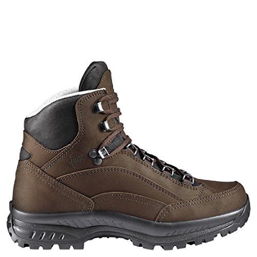 Hanwag H22476 Womens Alta Bunion Boot, Brown/Erde