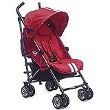 Easywalker Silla de Paseo Mini Buggy XL Fireball Red Color Rojo Ref. EMB20025