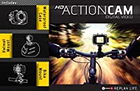Emerson EVC355BK HD Sport Action Camera Kit With 1.77 LCD, Black from Emerson