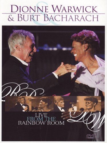 Dionne Warwick Burt Bacharach Live At The Rainbow Room