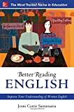 img - for Better Reading English: Improve Your Understanding of Written English (Better Reading Series) book / textbook / text book