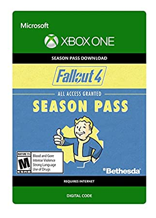 Fallout 4 - Season Pass - Xbox One [Download Code]