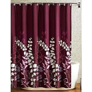 Amazon Ashdawn Bathroom FABRIC Shower Curtain