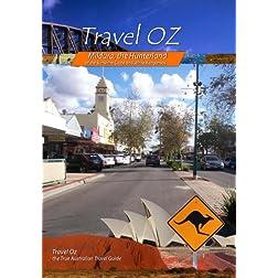 Travel Oz Mildura, the Hunterland of the Sunshine Coast and White Kangaroos