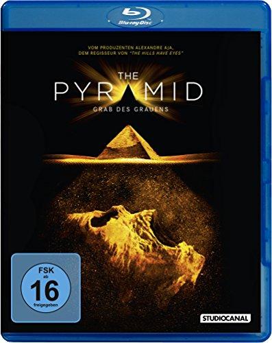 The Pyramid - Grab des Grauens [Blu-ray]
